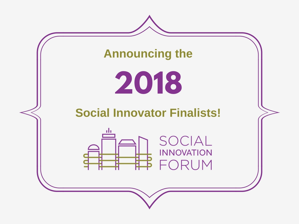2018 Innovator Announcement