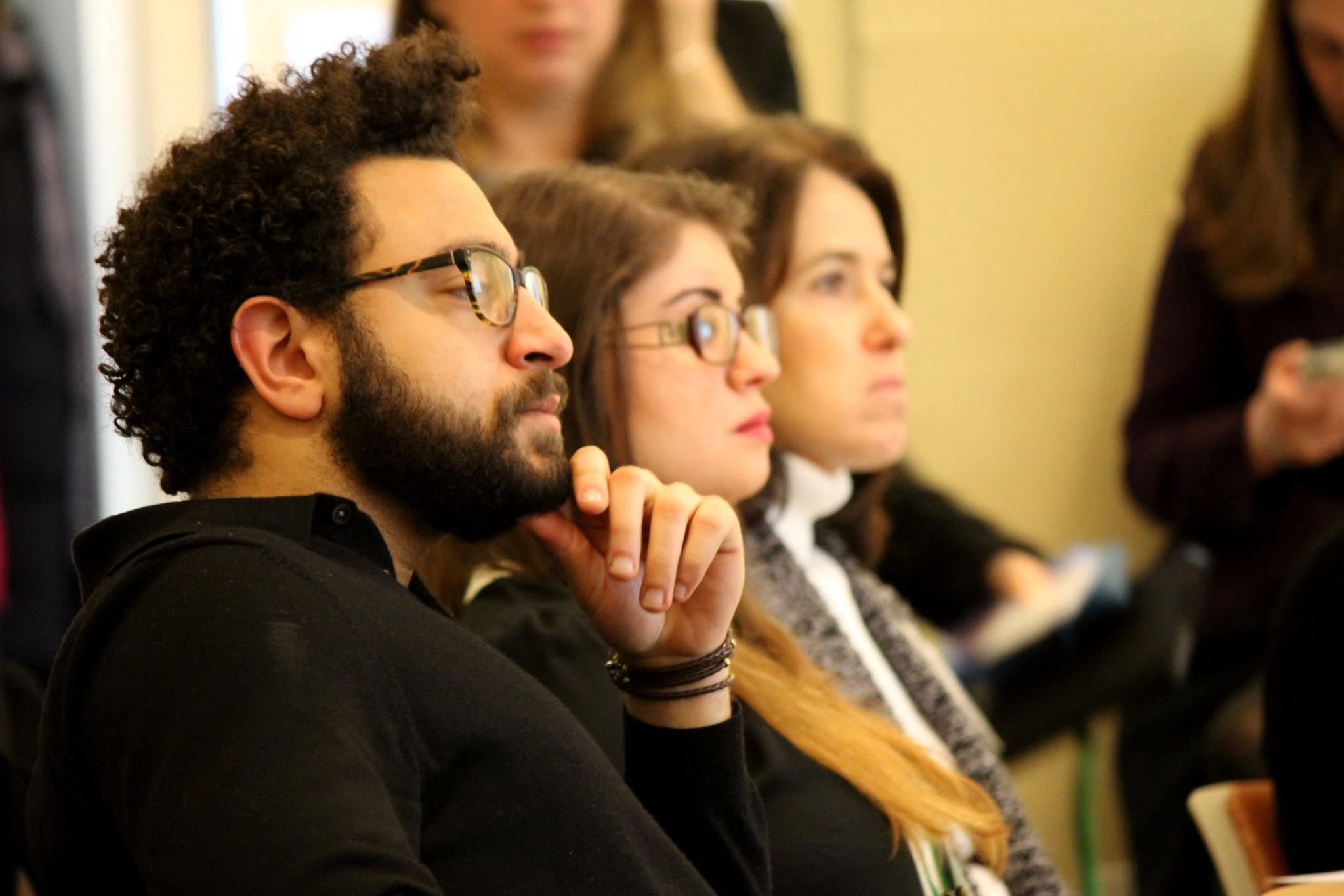 Social Issue Talk Audience