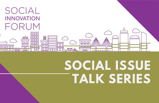 social issue talk graphic