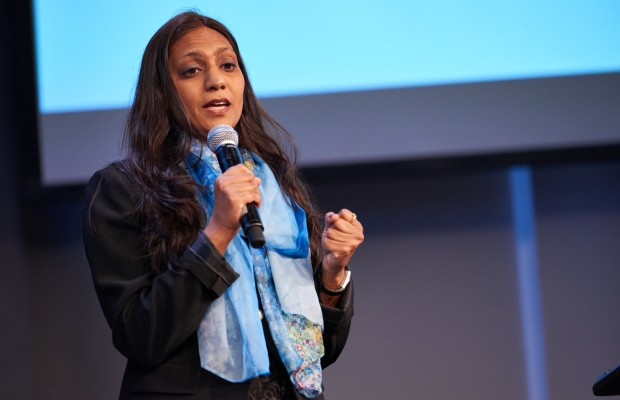 Anita Sharma of PAIR Project at 2018 Showcase