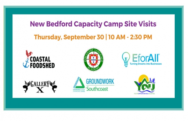 new bedford capacity camps