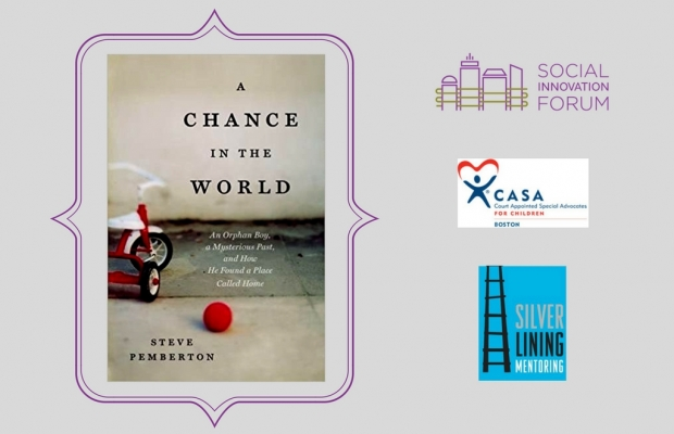 A CHANCE IN THE WORLD book cover