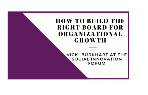 How to Build the Right Board for Organizational Growth