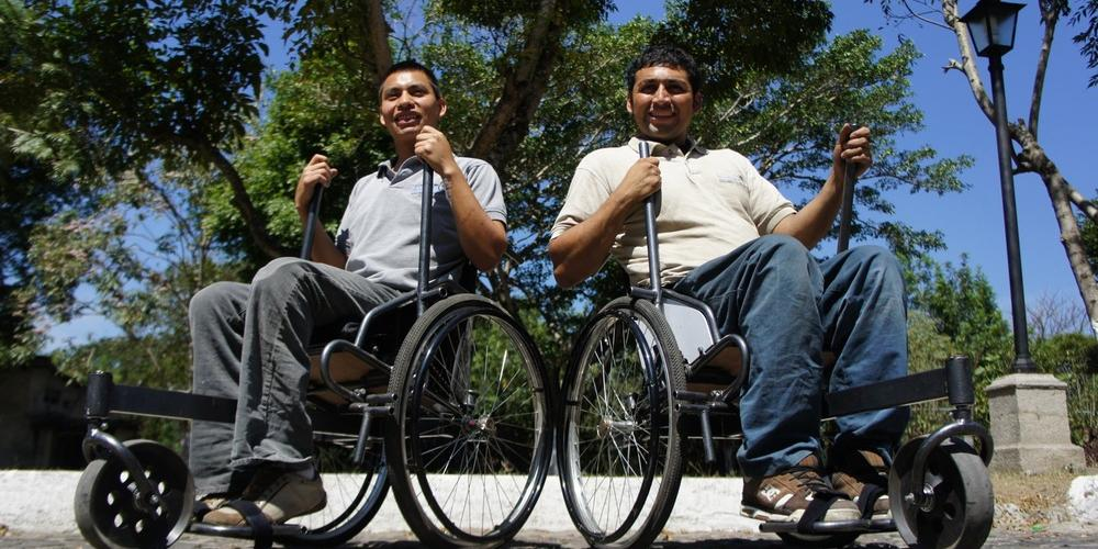 Grit Leverage Freedom Wheelchair