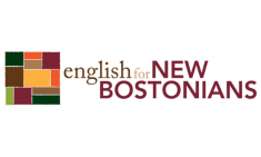 English for New Bostonians Logo