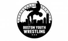Boston Youth Wrestling Logo