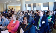 Audience at 2016 Social Issue Talk at The Boston Foundation