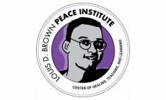 Louis D. Brown Peace Institute logo