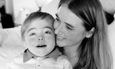 Courageous Parents Network mother and son photo