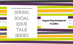 Spring Social Issue Talks